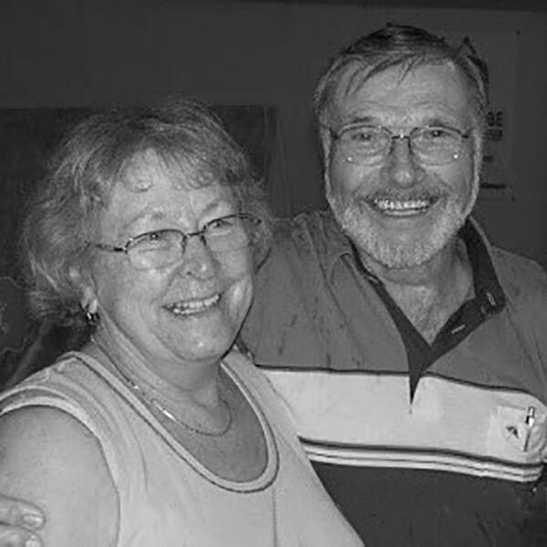 Earl e Ruth Trekofiski